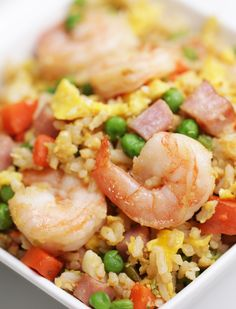 One-Pot Chinese Fried Rice