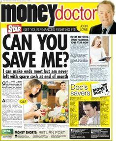 Irish Daily Star Money Doctor column 7.1.16 Q