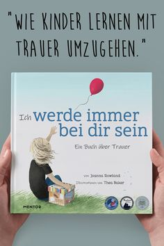 """Jetzt mehr über das preisgekrönte Kinderbuch erfahren """"I bought this book to talk to my granddaughter years) about dying. I Love Books, My Books, This Book, Shared Reading, Baby Steps, Classroom Management, Kids And Parenting, Childrens Books, Kindergarten"""