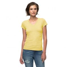 Classic V-Neck T-Shirt   American Giant - $24.50 - Made in USA