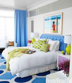 bedroom by Amanda Nisbet