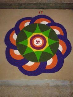 drawings of babies Easy Rangoli Designs Diwali, Simple Rangoli Designs Images, Rangoli Designs Latest, Free Hand Rangoli Design, Small Rangoli Design, Rangoli Ideas, Rangoli Designs With Dots, Beautiful Rangoli Designs, Sanskar Bharti Rangoli Designs