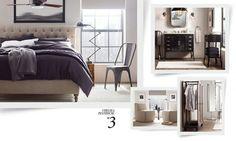 20 Natural Industrial Bedroom Design Ideas forbedroom Style – List Home Industrial Bedroom Design, Vintage Industrial Decor, Modern Industrial, Bedroom Sets, Bedroom Decor, Bedrooms, Master Bedroom Makeover, Loft, Modern Bathroom Decor
