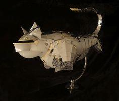 World's First Crowdsourced 3D Printed Sculpture