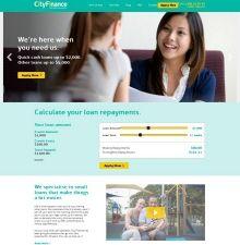 City Finance Website Designed by Xposure Media is a Digital Marketing Agency full service of SEO, Website design, Web development & E commerce solution at NSW, AU.