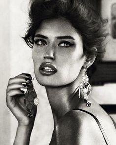 Bianca Balti for D&G http://baiassem.tumblr.com/