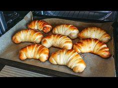 Lahodné croissanty připravené za 15 minut, zachutnají každému! - YouTube Shrimp, Meat, Food, Youtube, Essen, Yemek, Youtubers, Youtube Movies, Meals