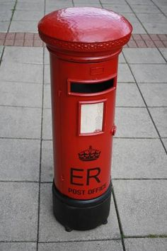 Royal Mail Style Red Letter Post Box Perfect For Wedding Reception Cards Gifts