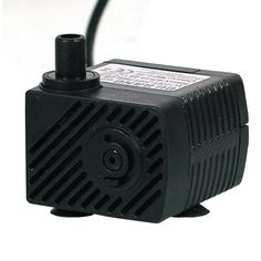 Mini bomba para fuente agua electrica riego patio jardin - Bomba agua electrica ...
