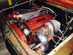 A night at Harry's cafe De wheels Liverpool  HR Holden with rb25 power plant