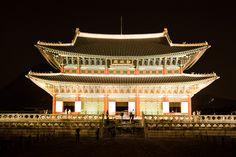 Gyeongbok Palace #seoul #Gyeongbokgung