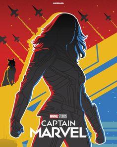 Captain Marvel Alternate Poster Captain Marvel Shazam, Captain Marvel Costume, Captain Marvel Carol Danvers, Marvel Cosplay, Marvel Avengers, Marvel Comics, Marvel Room, Marvel Funny, Marvel Memes