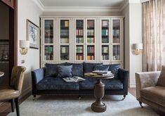 Квартира в Москве: фото интерьеров от Инги Тарановой | AD Magazine