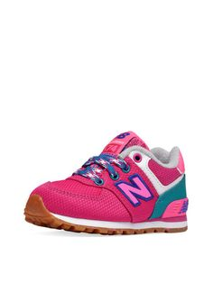 Weekend Expedition with Patch Detail by New Balance at Gilt Kid Shoes 8abbc71e8