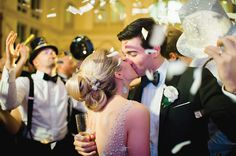 New Year's Eve wedding - by Trent Bailey Photography