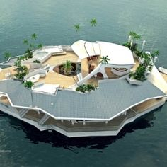 Your Very Own Man-Made Island