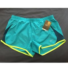 Nike running shorts PLEASE READ!!! Lowballers will be blocked and ignored!  NO Trades Please don't ask. No Holds❌  Please submit all offers through the offer button!  ☑️  Brand new with tags. Size XS  I inspect all my items before I ship them out so please be sure to read descriptions before purchasing to prevent any miscommunication. Nike Shorts