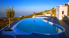 Santorini - Greece (Carpe Diem Hotel)