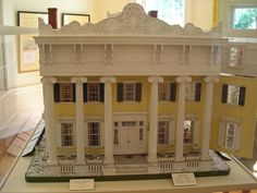 Dollhouse at Morven Museum, Princeton, New Jersey