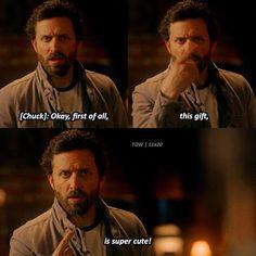 #Supernatural - Season 11 Episode 20