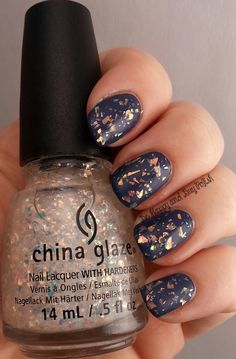 China Glaze Queen B, China Glaze Luxe & Lush | Be Happy And Buy Polish