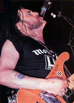 Lemmy Kilmister/Motorhead c Artist Publications