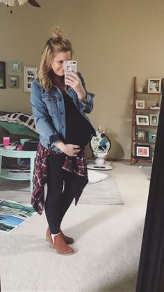 Layering maternity pieces with non maternity pieces. #maternity #maternityootd