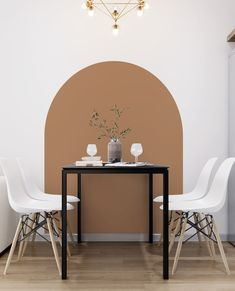 Colour Blocking Interior, Style Deco, Block Wall, Wall Decals, Wall Stickers, Window Stickers, Window Decals, Vinyl Decals, Room Decor Bedroom