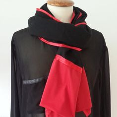 Red and Black... by Joanna from Aromatika Sapounia-Scented Soaps on Etsy