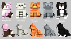 voxel cat - Google Search