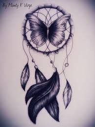 Image result for pencil drawings of dreamcatchers