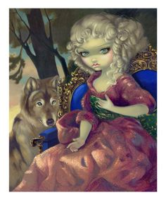 Loup-Garou:? L'Aube by by Jasmine Becket-Griffith