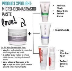 Been wanting to see what all the hype is about but a little unsure about jumping in with a full regimen...we can take it slow!! Try a mini-regimen!! Message me for more information :) ‪#‎blackheads‬ ‪#‎finelines‬ ‪#‎chickenskin‬ ‪#‎greatstockingstuffers‬ #razorburn #perfectTan