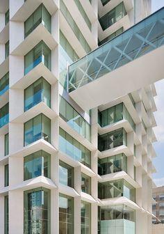 Corporativo Antara I / Sordo Madaleno Arquitectos
