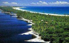 Península de Marau, Bahia.