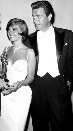 Natalie Wood & RJ