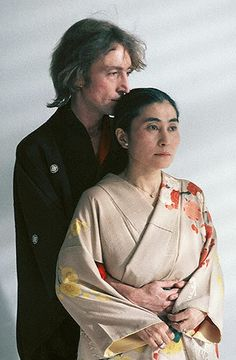 John Lennon, Yoko Ono   Rolling Stone
