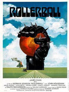 Réalisé par Norman Jewison (1975) Horror Movie Posters, Cinema Posters, Movie Poster Art, Horror Movies, Norman Rockwell, John Beck, Sci Fi Movies, Action Movies, Movies