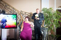 Robert Wayne Photography; How to Jazz Up Your Reception In 10 Easy Steps - Enhance the entrances. First impressions give the guests an indication of what is yet to come.