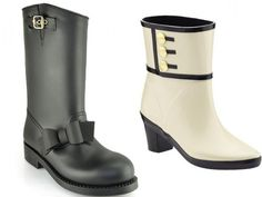 Have fun on the rain ... Get those trendy & casual rain boots out and enjoy life! Hello fashionista
