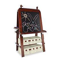 """Imaginarium Master Studio Easel - Espresso - Toys R Us - Toys """"R"""" Us $100"""