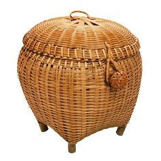 Laotian Treasure Basket