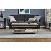 Found it at Wayfair - Comet Coffee Table
