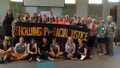 SHOWING UP FOR RACIAL JUSTICE - Showing Up for Racial Justice