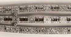 Queen Elizabeth of the United Kingdom's Bracelet Bandeau Tiara made by Cartier in 1925