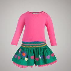evas new top and skirt set