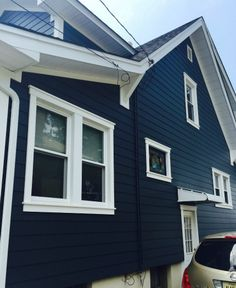 I M In Love With Vinyl Siding Called Quot Heritage Blue Quot By
