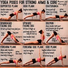 , on Core Poses · · · Some basic core poses (yoga) strengthen both your core and your arms and also keep your thighs moving so you can tra. , on core postures · · · Some basic core postures (yoga) to strengthen . Ashtanga Yoga, Yoga Bewegungen, Vinyasa Yoga, Yoga Flow, Yoga Tank, Core Yoga Poses, Yoga Moves, Yoga Sequences, Yoga Exercises