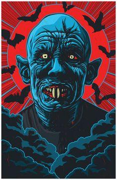 Horror Posters, Horror Icons, Horror Art, Horror Movies, Horror Film, Movie Posters, The Artist Movie, Salem Lot, Stephen King Movies