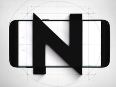 """N"" for SAMSUNG GALAXY S7 edge by ttya"